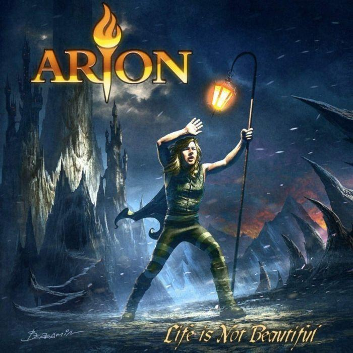 Arion - Life Is Not Beautiful - CD - New