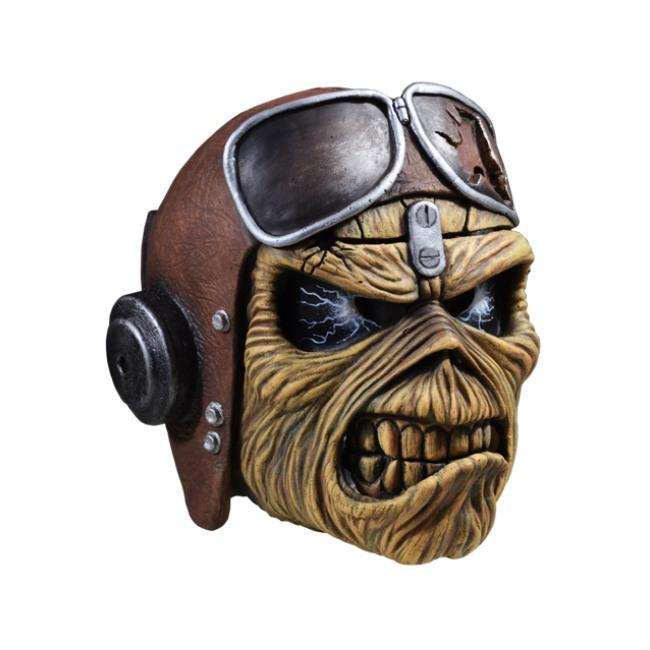 Iron Maiden - Aces High Eddie Premium Face Mask
