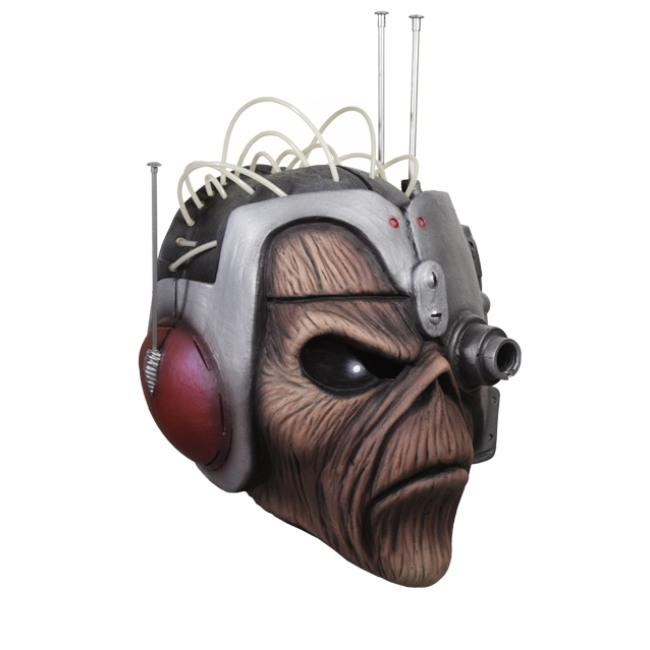 Iron Maiden - Somewhere In Time Eddie Premium Face Mask