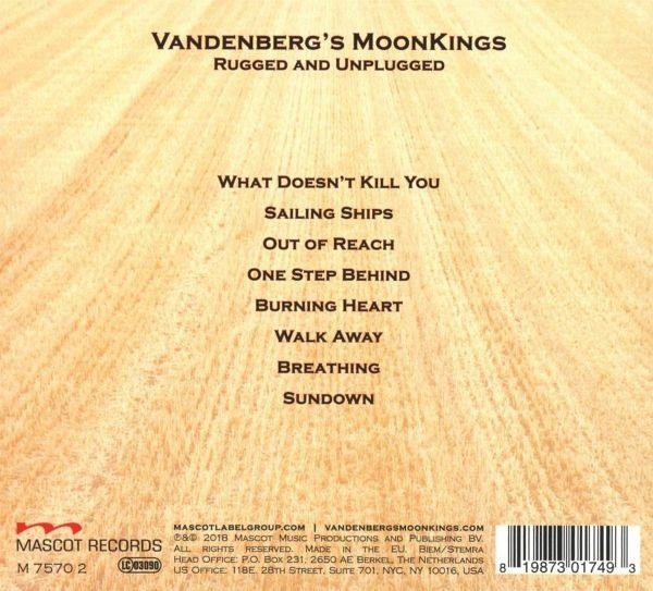 Vandenbergs Moonkings - Rugged And Unplugged - CD - New