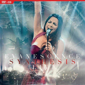 Evanescence - Synthesis Live (CD/DVD) (R0) - CD - New