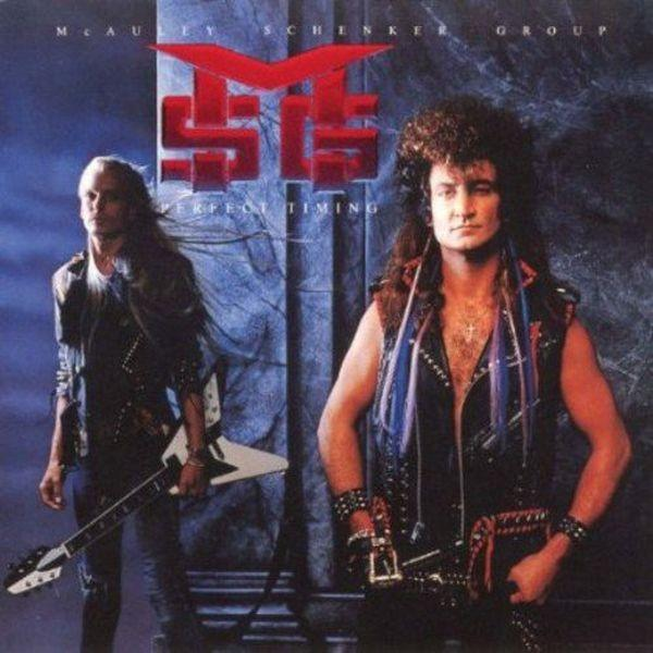 McAuley Schenker Group - Perfect Timing - CD - New