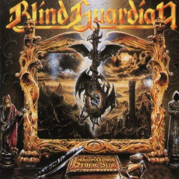 Blind Guardian - Imaginations From The Other Side (Exp. Ed. 2CD - 2011/2012 remix/2012 remaster) - CD - New