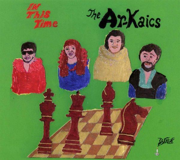 Ar-Kaics - In This Time - CD - New