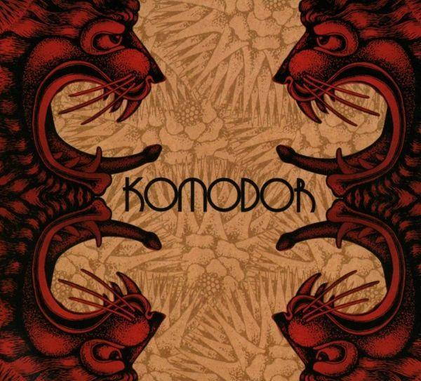 Komodor - Komodor (EP) - CD - New