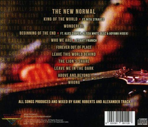 Roberts, Kane - New Normal, The - CD - New