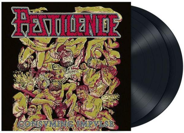 Pestilence - Consuming Impulse (2019 30th Ann. 2LP reissue w. orig. cover art) - Vinyl - New