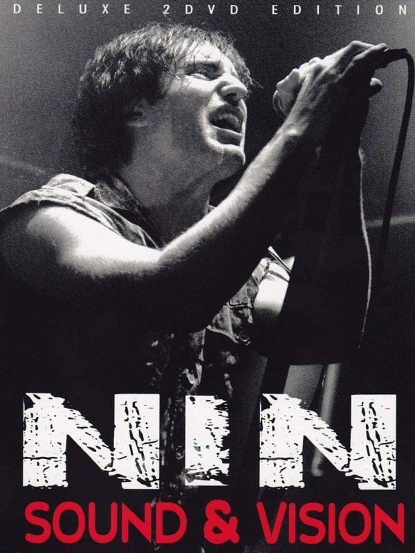 Nine Inch Nails - Sound And Vision (Deluxe 2DVD Ed.) (R0) - DVD - Music