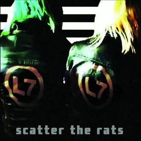 L7 - Scatter The Rats (Ltd. Ed. Coke Bottle Transluscent Vinyl) - Vinyl - New