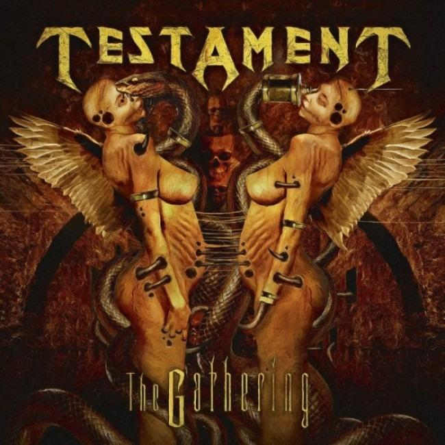 Testament - Gathering, The (2018 Jewel Case Reissue) - CD - New