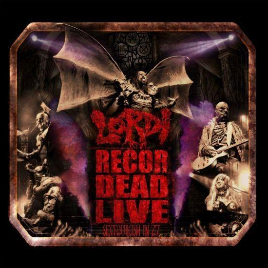 Lordi - Recordead Live - Sextourcism In Z7 (2CD/DVD) (R0) - CD - New
