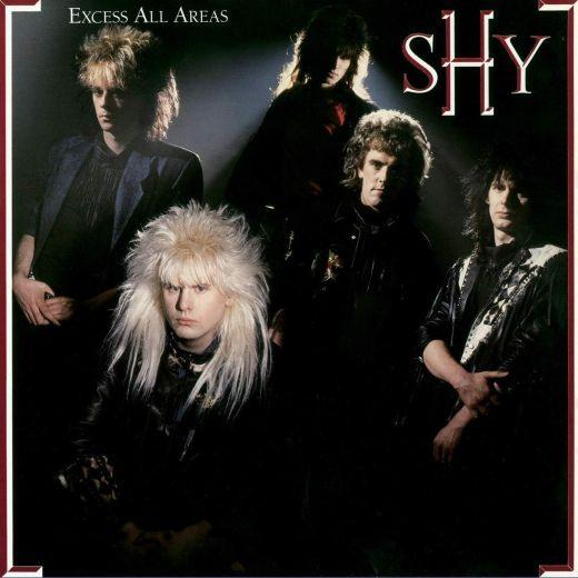 Shy - Excess All Areas (Rock Candy rem. w. 4 bonus tracks) - CD - New
