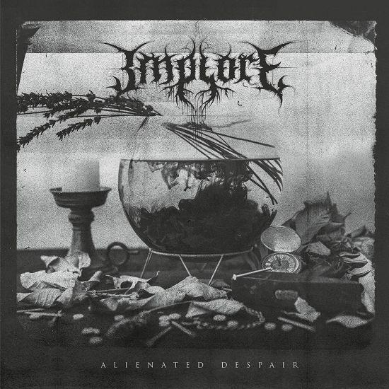 Implore - Alienated Despair - CD - New