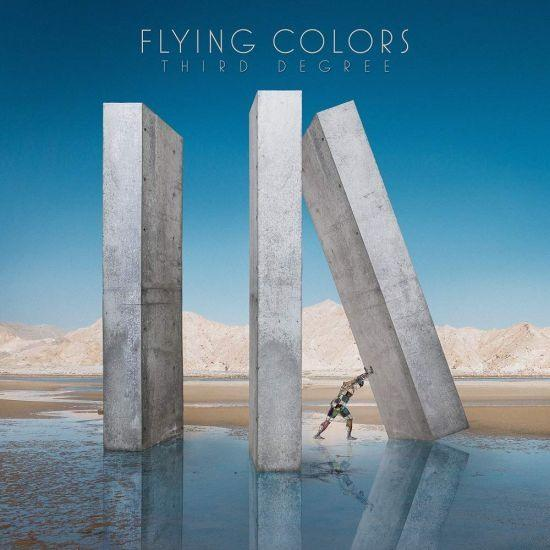 Flying Colors - Third Degree - CD - New