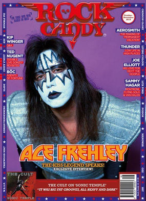Rock Candy Magazine - Issue 16 - October - November 2019