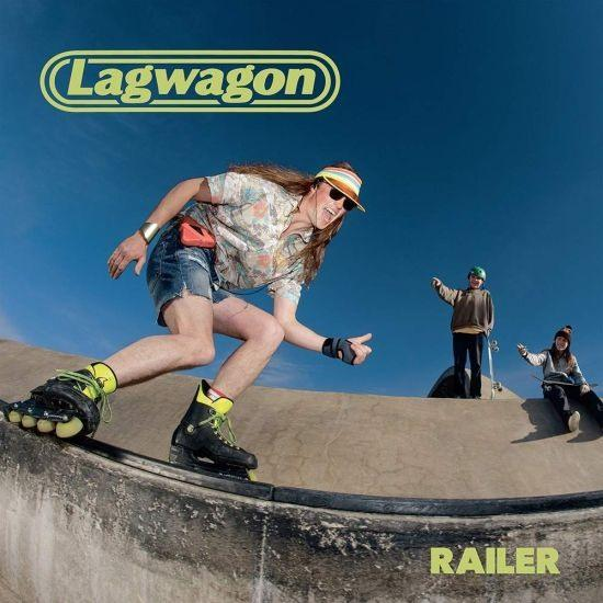 Lagwagon - Railer - CD - New