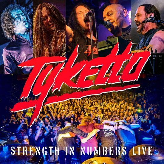 Tyketto - Strength In Numbers Live (U.S.) - CD - New