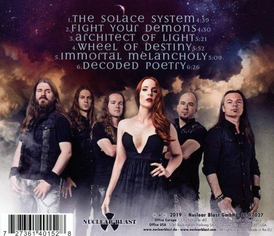 Epica - Solace System, The (2020 jewel case reissue EP) - CD - New