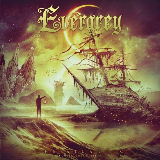 Evergrey - Atlantic, The (Coll. Ed. 2CD) - CD - New
