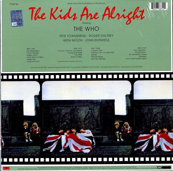 Who - Kids Are Alright, The (2019 2LP reissue) - Vinyl - New