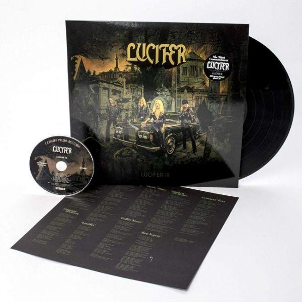 Lucifer - Lucifer III (180g w. bonus CD) - Vinyl - New