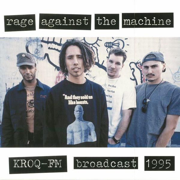 Rage Against The Machine - KROQ-FM Broadcast 1995 (500 Made) - Vinyl - New