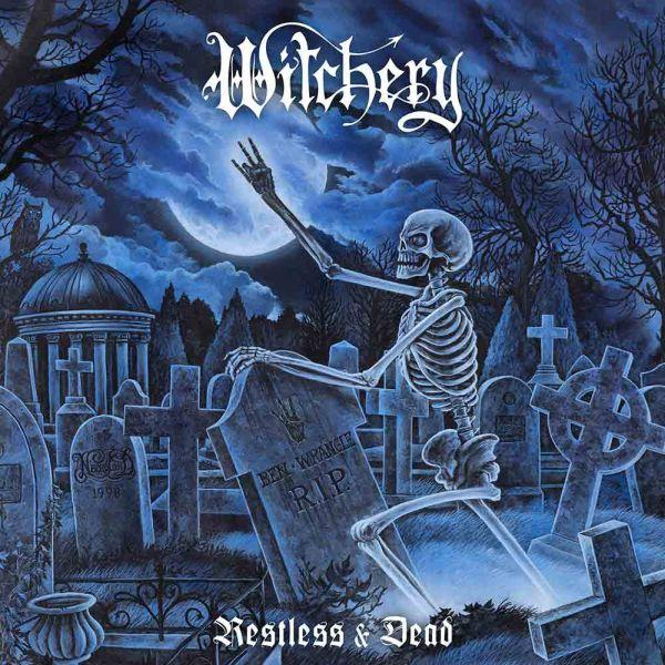Witchery - Restless And Dead (2020 rem. reissue) - Vinyl - New