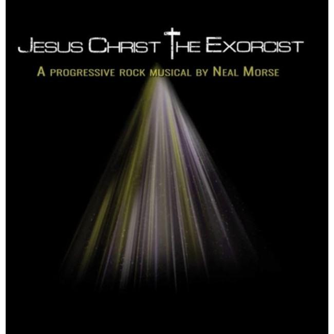 Morse Neal - Jesus Christ The Exorcist (Live At Morsefest 2018) (2CD/DVD) - CD - New - PRE-ORDER