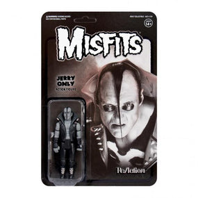 Misfits - Jerry Only (BLACK SERIES) 3.75 Inch Super7 ReAction Figure