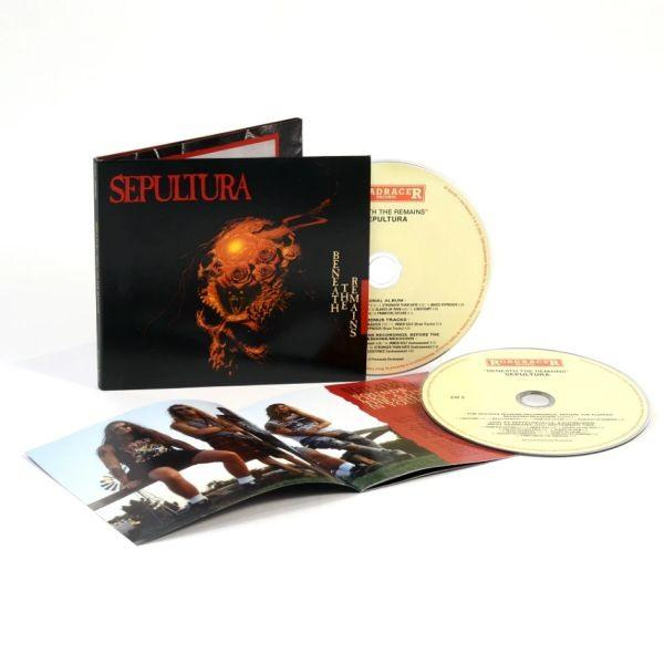 Sepultura - Beneath The Remains (2CD Expanded Edition) - CD - New