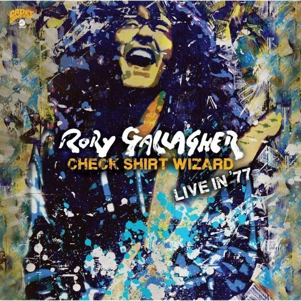Gallagher, Rory - Check Shirt Wizard - Live in 77 (2CD) - CD - New