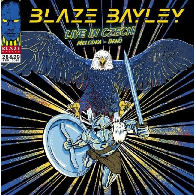 Bayley, Blaze - Live In Czech (2CD) - CD - New