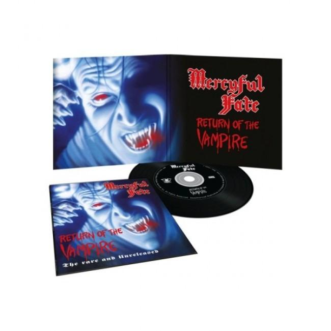 Mercyful Fate - Return Of The Vampire - The Rare And Unreleased (2020 reissue) - CD - New