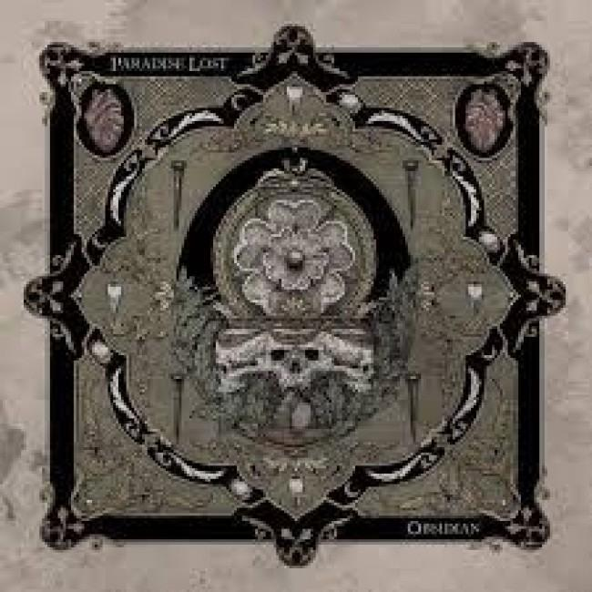 Paradise Lost - Obsidian (Aust. jewel case) - CD - New