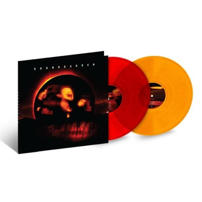 Soundgarden - Superunknown (2LP One Red One Orange Vinyl Ltd. Ed.) - Vinyl - New