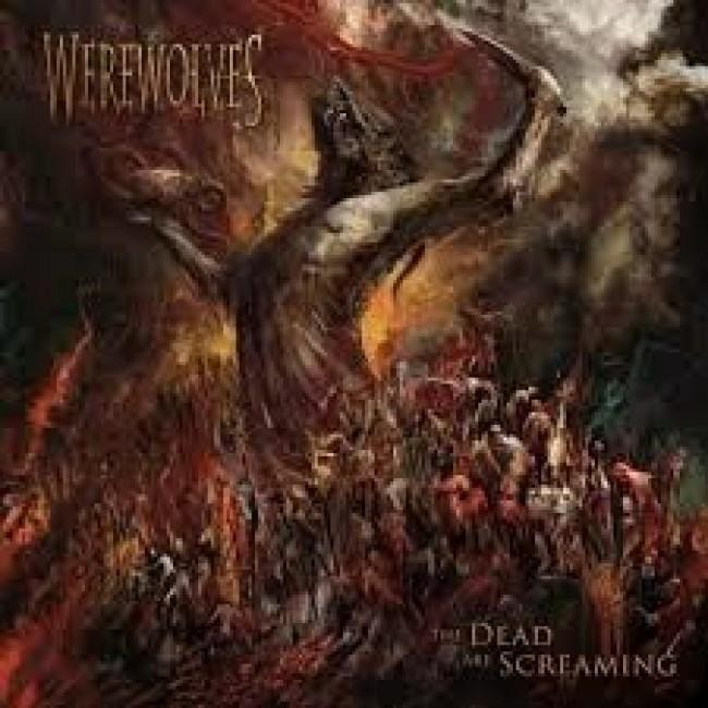 Werewolves - Dead Are Screaming, The (digi) - CD - New
