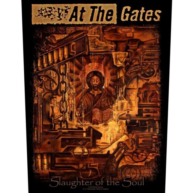 At The Gates - Slaughter Of The Soul - Sew-On Back Patch