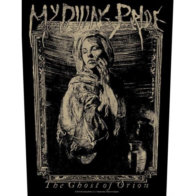 My Dying Bride - The Ghost Of Orion Woodcut - Sew-On Back Patch
