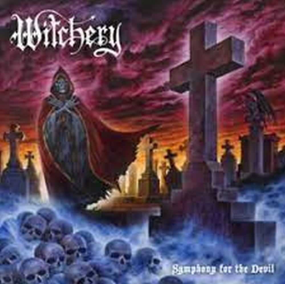 Witchery - Symphony For The Devil (2020 reissue) - CD - New