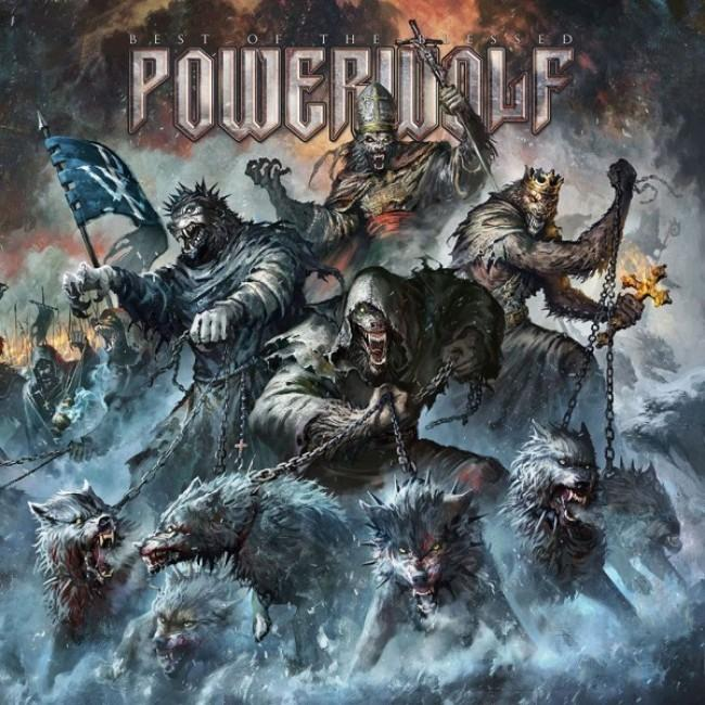 Powerwolf - Best Of The Blessed - CD - New