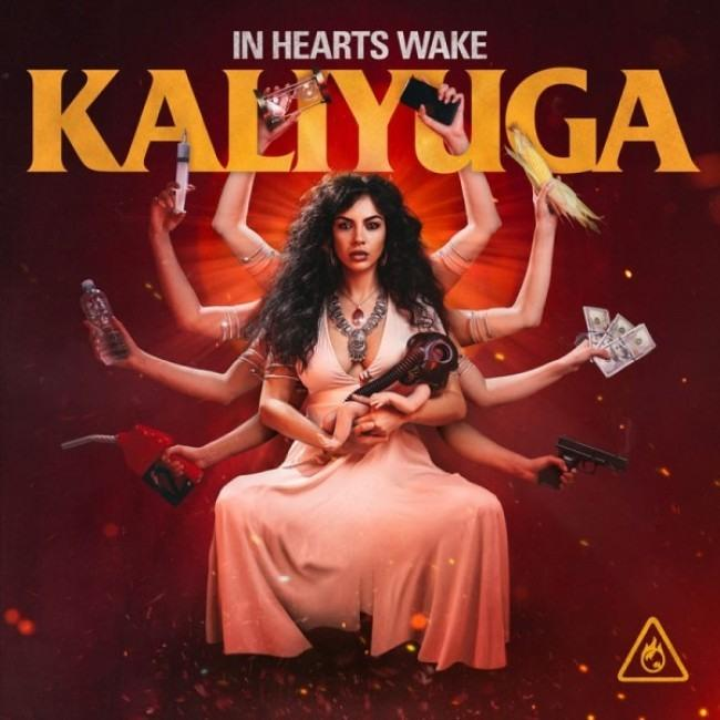 In Hearts Wake - Kaliyuga (Ltd. Ed. Opaque White Smoke Variant Vinyl - 500 copies) - Vinyl - New