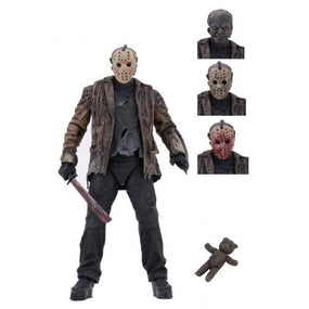 Freddy Vs. Jason - Jason Vorhees Ultimate 7 Inch Action Figure