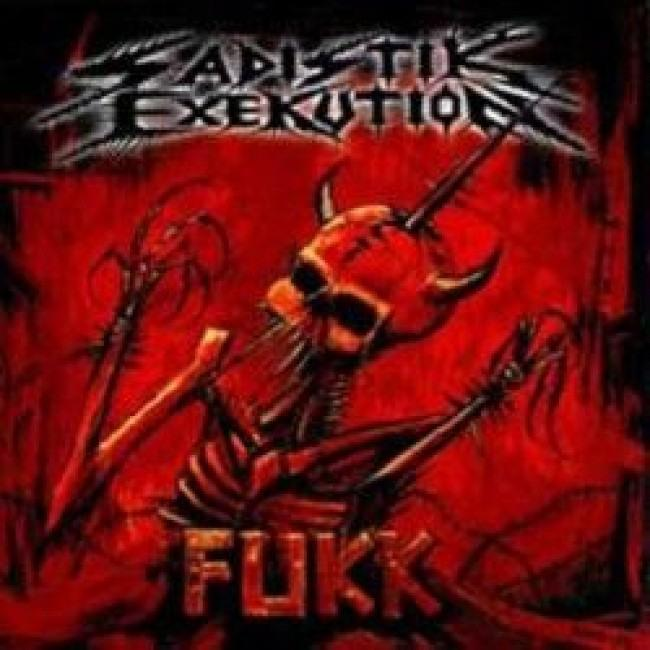 Sadistik Exekution - Fukk - Vinyl - New