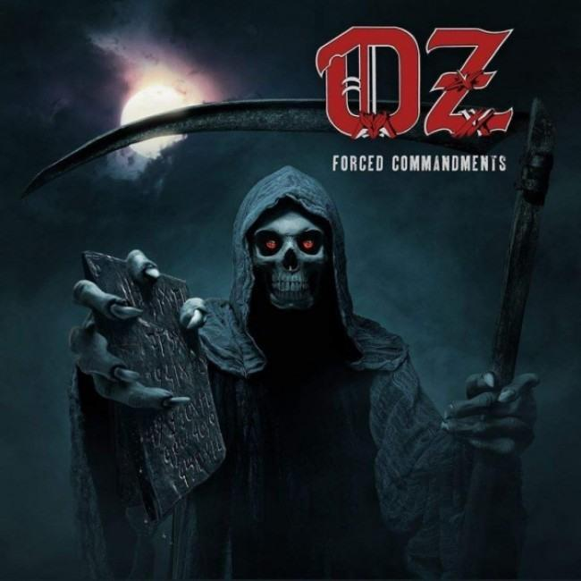Oz - Forced Commandments (digi. w. 3 bonus tracks) - CD - New