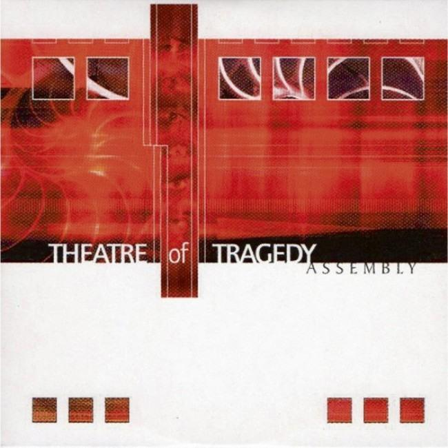 Theatre Of Tragedy - Assembly (2020 reissue) - CD - New