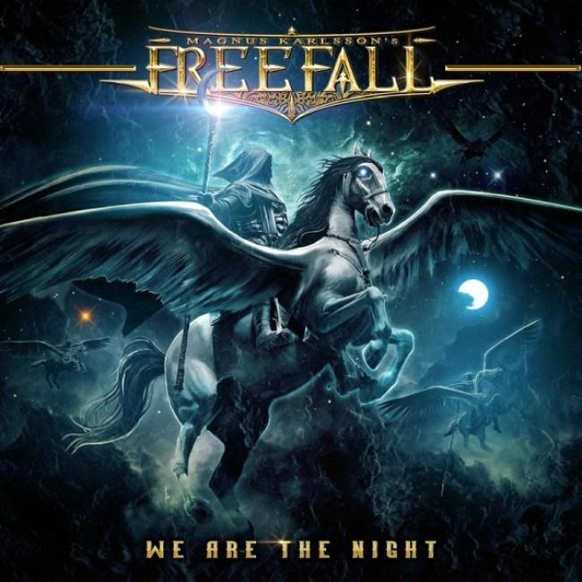 Karlsson Magnus (Magnus Karlssons Freefall) - We Are The Night - CD - New
