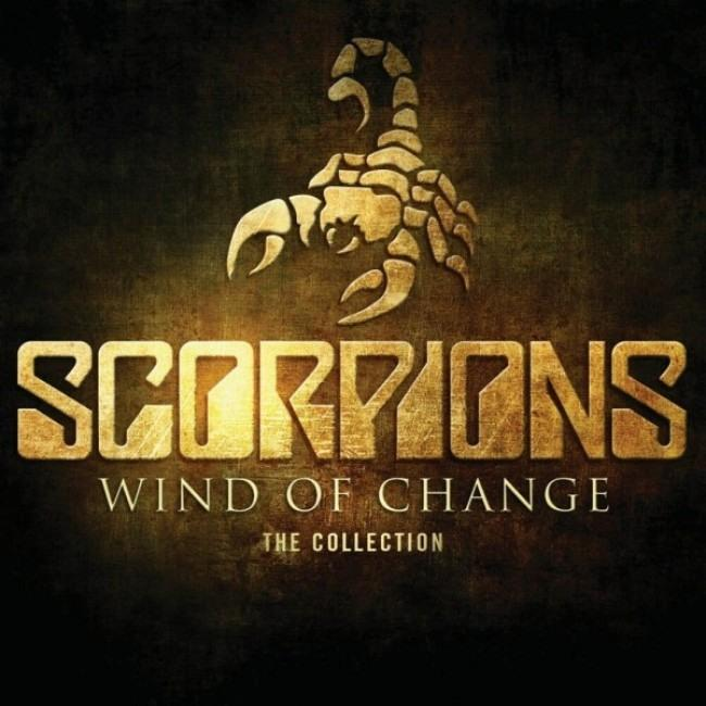 Scorpions - Wind Of Change - The Collection - CD - New