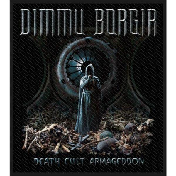 Dimmu Borgir - Death Cult Armageddon Sew-On Patch