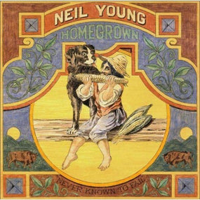 Young, Neil - Homegrown - CD - New