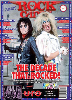 Rock Candy Magazine - Issue 20 - June - July 2020
